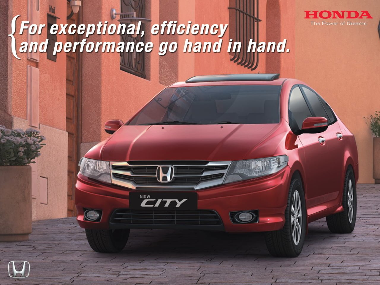 New Honda City View 1