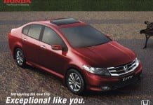 New Honda City View 3