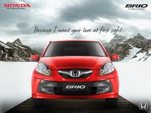 Honda Brio 3