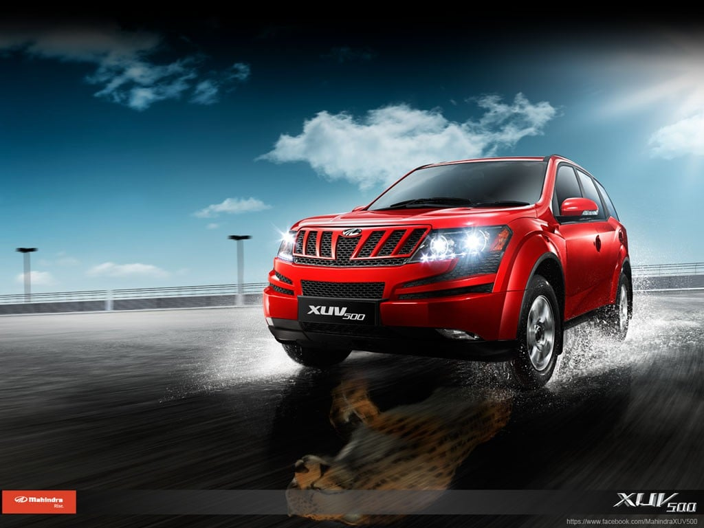 Mahindra XUV 500 WallPaper 1