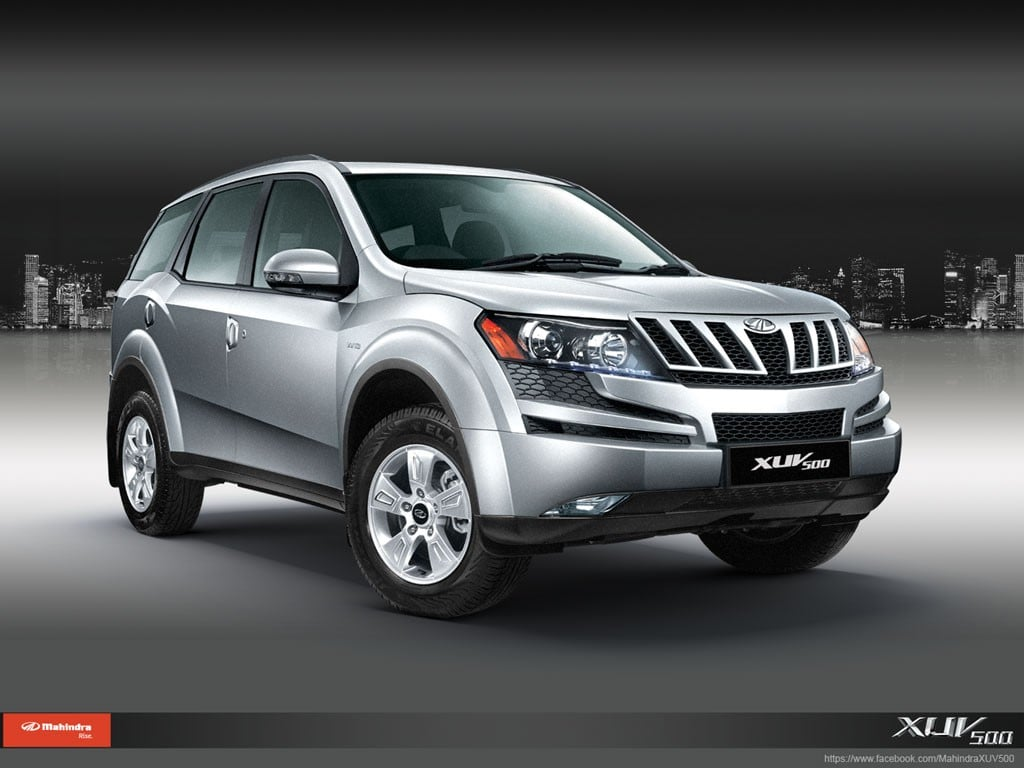 Mahindra XUV 500 WallPaper 2