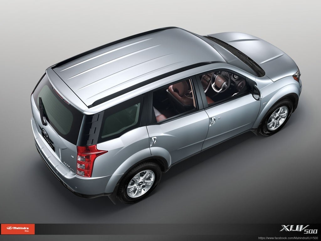 Mahindra XUV 500 WallPaper 3
