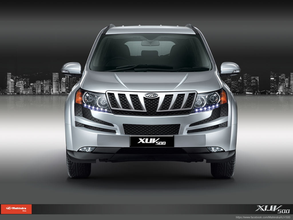 Mahindra XUV 500 WallPaper 4