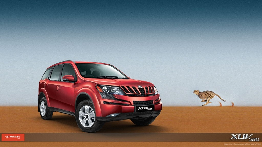 Mahindra XUV 500 WallPaper 5