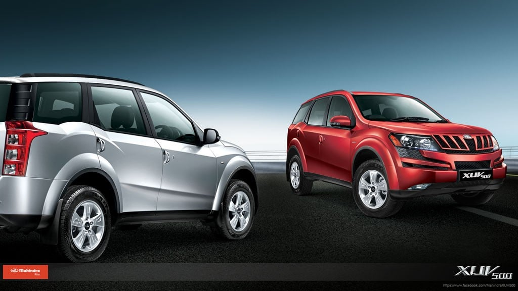 Mahindra XUV 500 WallPaper 6