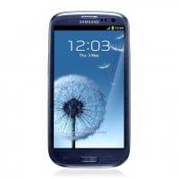 Samsung Galaxy S3 Blue Image 1