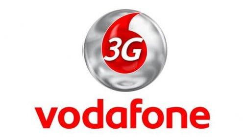 Vodafone 3G Plans Tariff