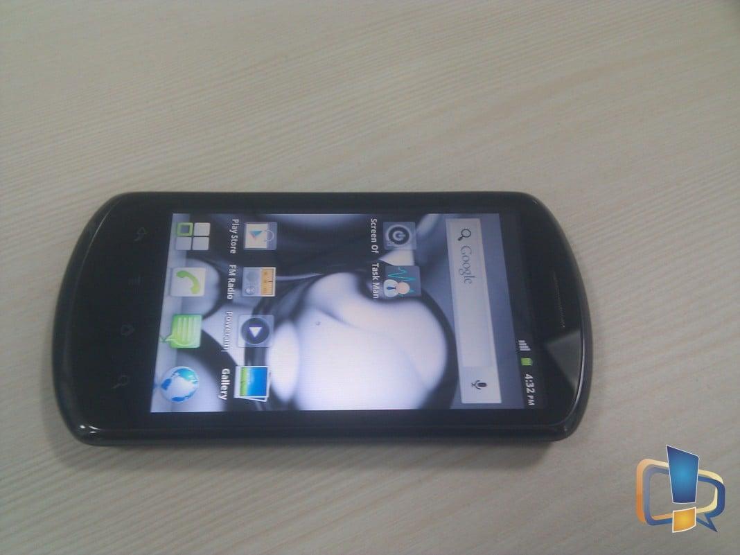 Huawei IDEOS X5 U8800 Pro Front 1