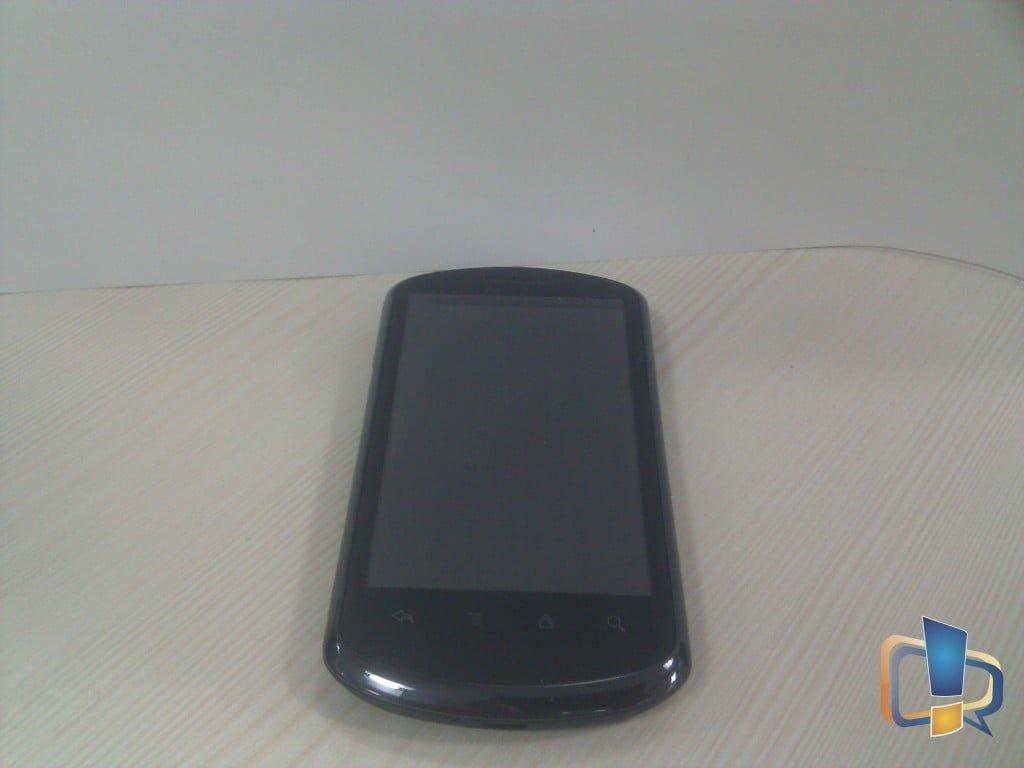 Huawei IDEOS X5 U8800 Pro Front 2