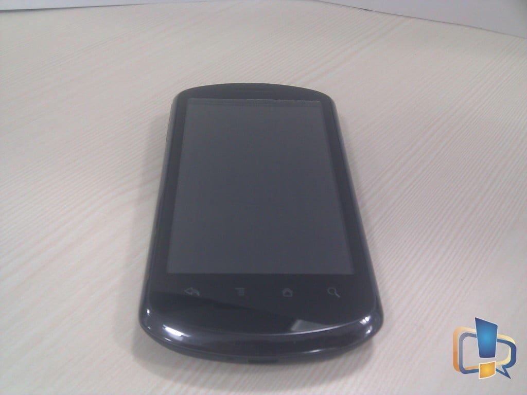 Huawei IDEOS X5 U8800 Pro Front 3
