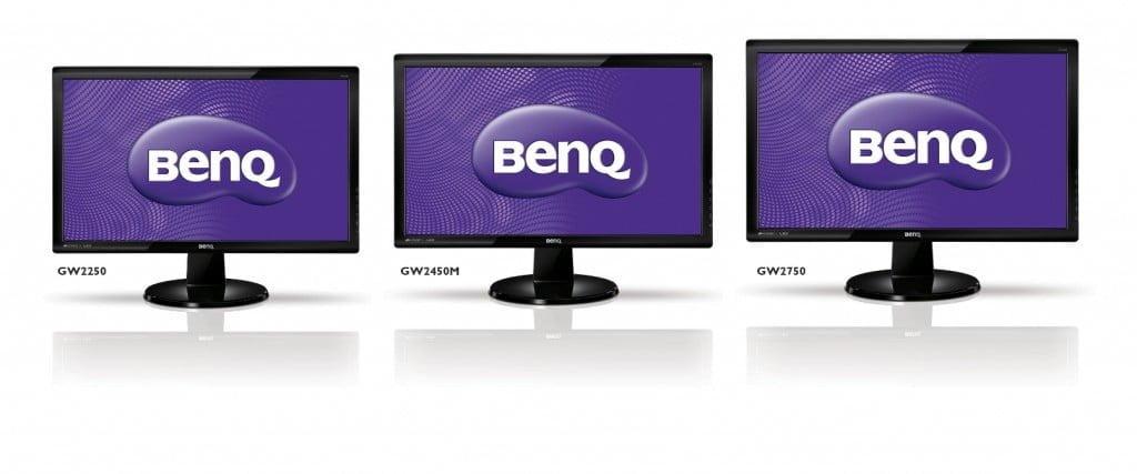 BenQ GW Series LED Monitors