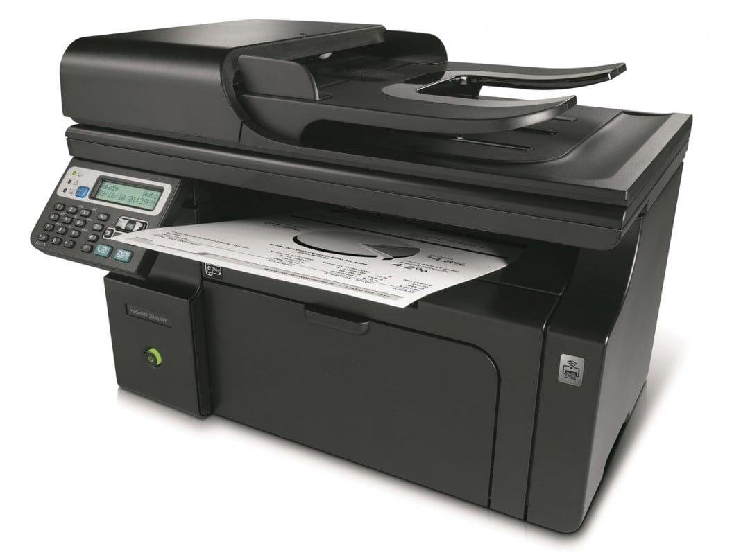 HP Hotspot LaserJet Pro M1218nfs MFP Official Picture