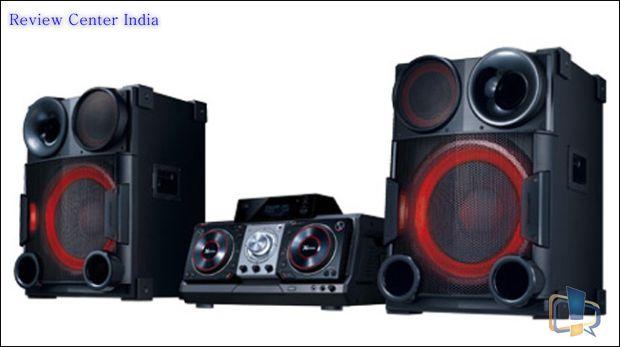 LG X-boom Music System