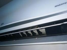LG Inverter V AC Horizontal Louvers