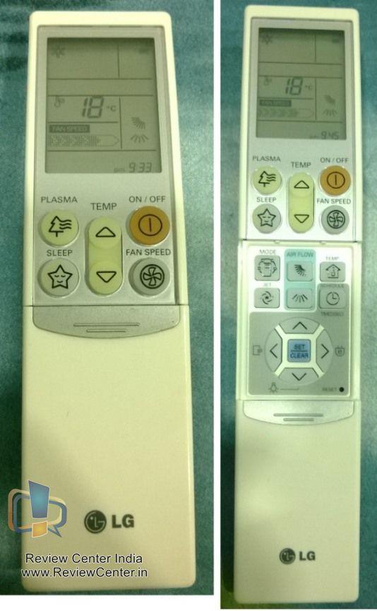 LG Inverter V AC Remote Controller