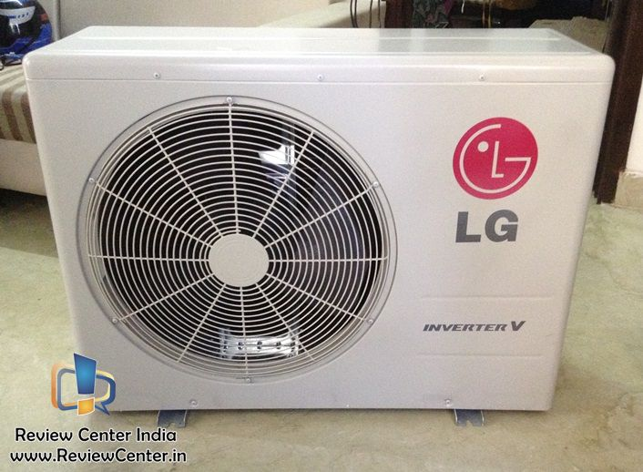 LG Inverter V AS-W186C2U1 OutDoor Unit Front View