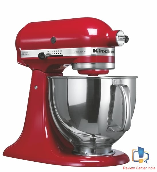 Artisan Stand Mixer-Empire Red 1
