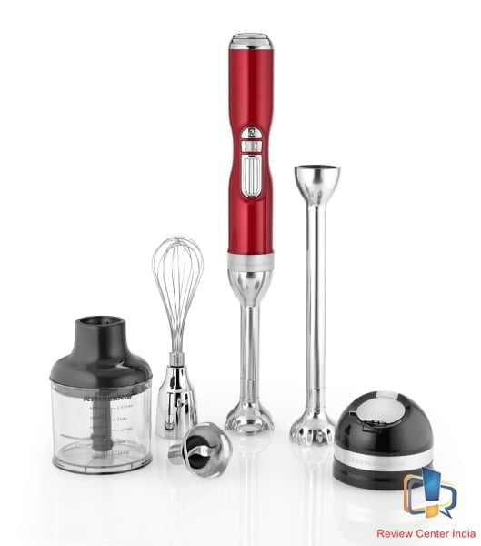 Cordless Hand Blender Candy Apple