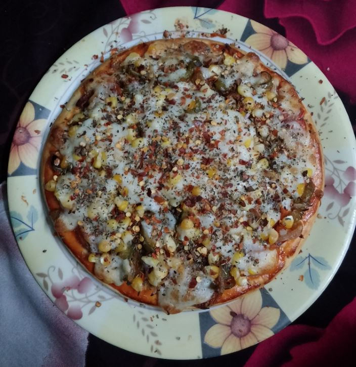 Pizza Fully Prepared