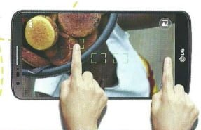 Camera Touch & Shoot