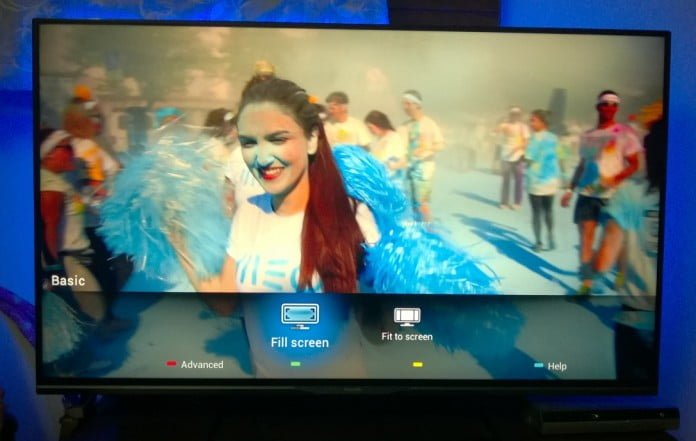 Philips Ambilight TV Review