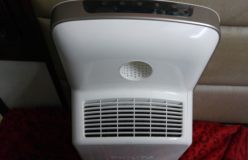 Philips Air Purifier Review Ac4372