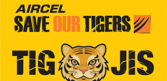Aircel launches Mobile Tiger Stickers and PicBadges to mark its celebration for World Tiger Day