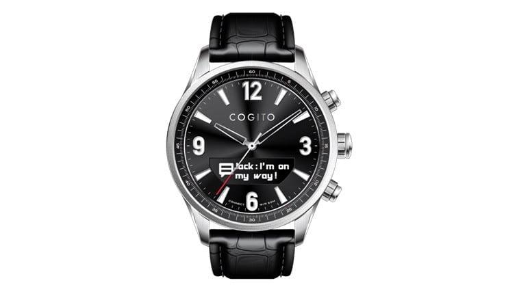 Cogito New Timepiece