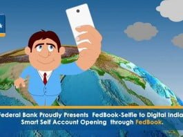 How to Open a Federal Bank Account Just By Clicking #Selfie