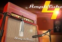 IK Multimedia releases AmpliTube 4 for Mac/PC