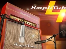 IK Multimedia releases AmpliTube 4 for Mac/PC