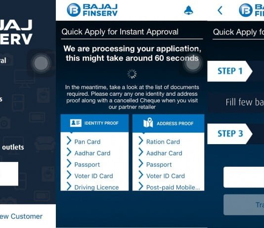 Everything You Need to Know about Bajaj Finserv EMI Finance App