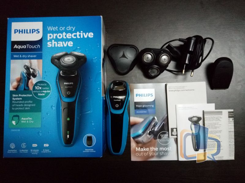 Philips S5060/06 AquaTouch Shaver
