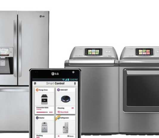 LG's Unique Products from Science Fiction to Reality