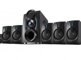 Zebronics Launched 5.1 Multimedia Speaker ZEB-SW9451RUCF
