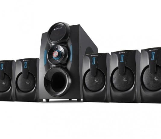 Zebronics Launched 5.1 Multimedia Speaker ZEB-SW9451RUCF