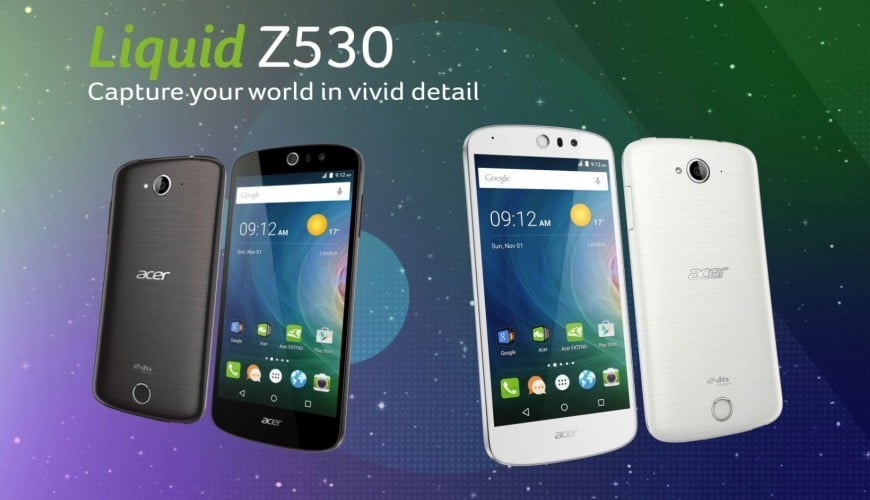 Acer Liquid Z530 Detailed Specifications with Price