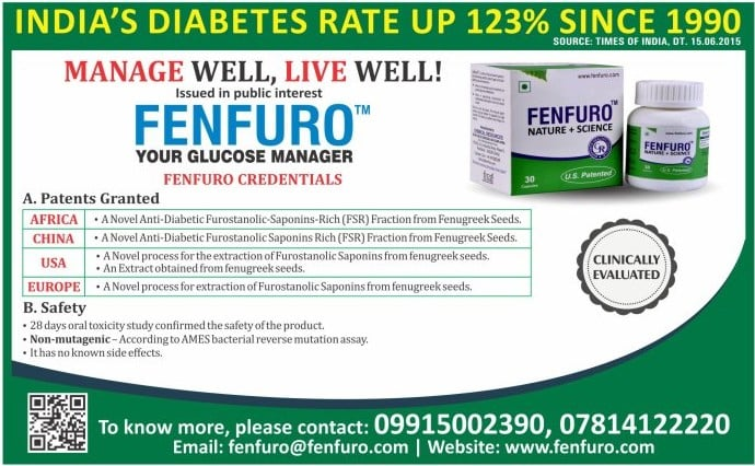 Fenfuro - Your Glucose Manager - Manage well, Live well