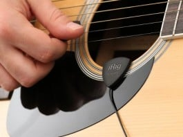 iRig Acoustic Guitar Miking