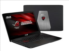 Asus launched ROG GL552JX Gaming Laptop with 4GB Graphic Memory