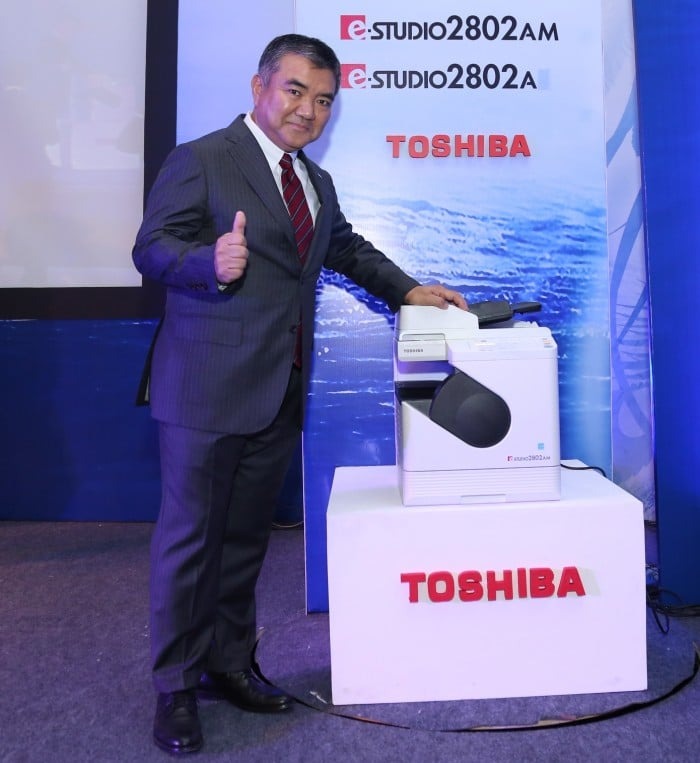 Toshiba Printer e-STUDIO2802A