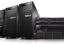 Lenovo Launched ThinkServers Entry Level Tower Server for Indian's SMEs