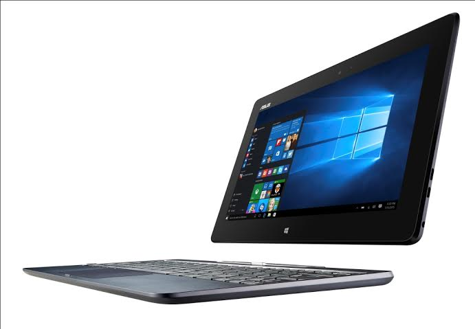 Asus Launches Its First Transformer Book T100HA with Windows 10