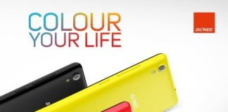 Gionee Launched P5W, Their Sleek and Colorful Device