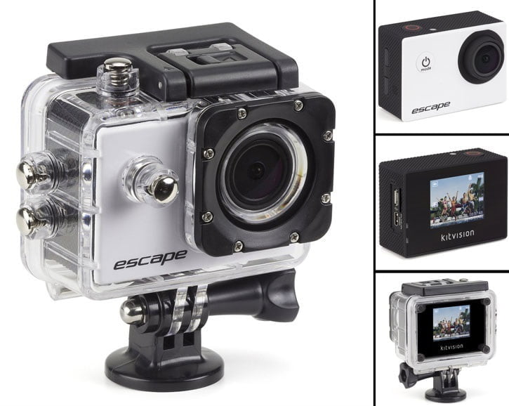 Kitvision Escape HD5 Action Camera Review