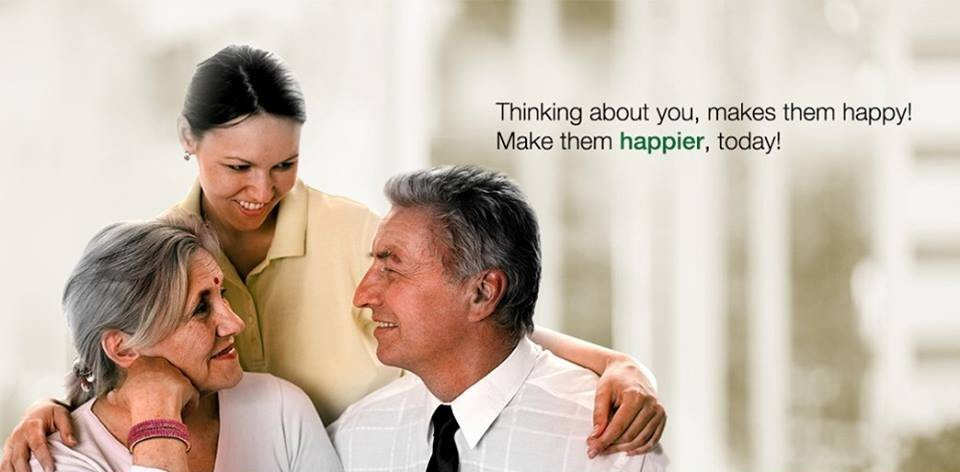 Make Parents Happier Today
