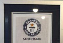 World Guinness Record