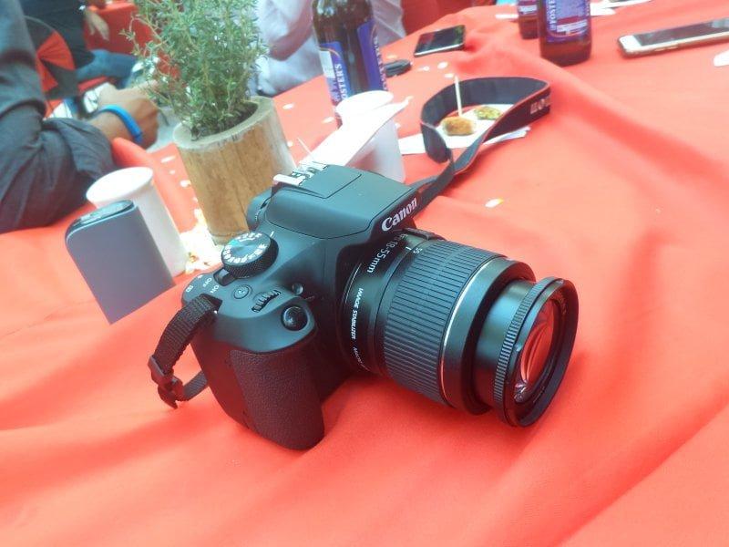Canon EOS 1300D Launched With Wi-Fi Sync and NFC Capabilities