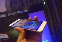 Panasonic Eluga Arc Specifications, Features and Price