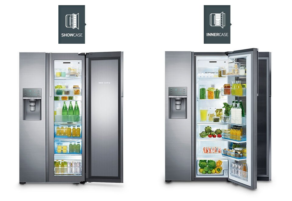 Samsung ShowCase Refrigerator